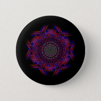Recycled Smoke Art  (4) 2 Inch Round Button