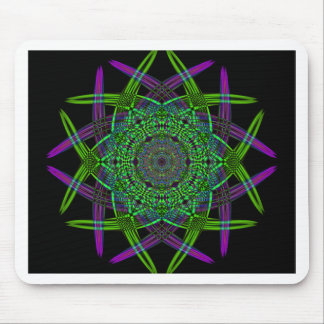 Recycled Smoke Art  (5) Mouse Pad