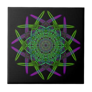 Recycled Smoke Art  (5) Tile