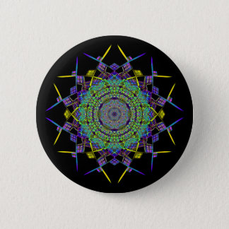 Recycled Smoke Art (6) 2 Inch Round Button