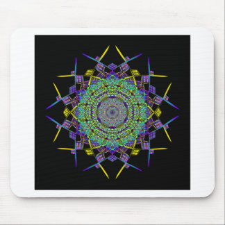 Recycled Smoke Art (6) Mouse Pad