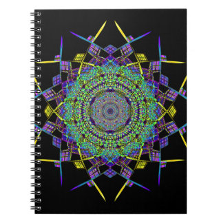 Recycled Smoke Art (6) Notebook
