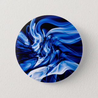 Recycled Smoke Art Design 2 Inch Round Button