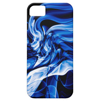 Recycled Smoke Art Design iPhone 5 Case