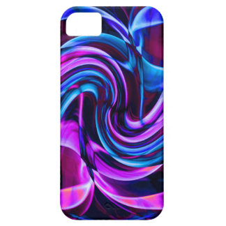 Recycled Smoke Art Design iPhone 5 Cases