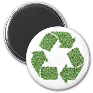 Recycling Bush Magnet