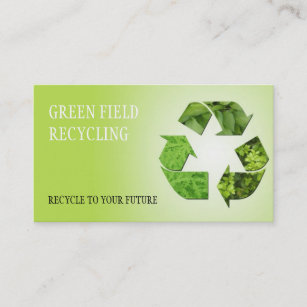 Metal recycling business cards profile cards zazzle ca recycling junk scrap metal removal business card reheart Choice Image
