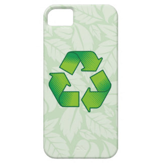 Recycling symbol case for the iPhone 5