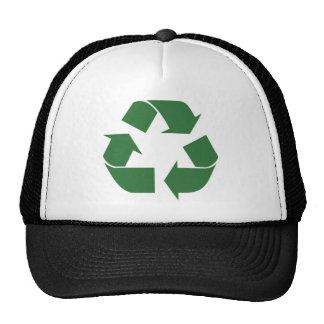 Recycling Symbol - Hat