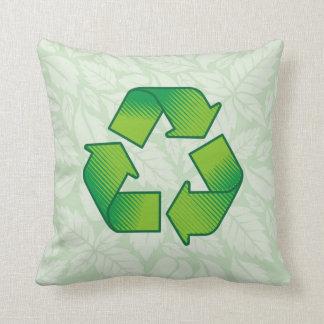 Recycle Pillows - Recycle Throw Pillows Zazzle