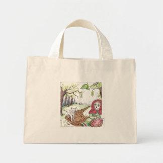 red264 - Customized Mini Tote Bag