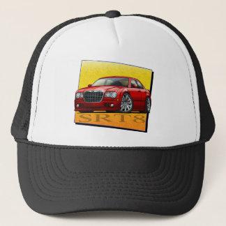 Red_300_SRT8 Trucker Hat