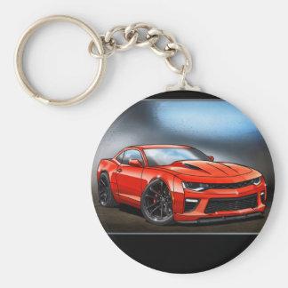 Red_6th_Gen Keychain
