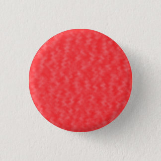 Red Abstract 1 Inch Round Button