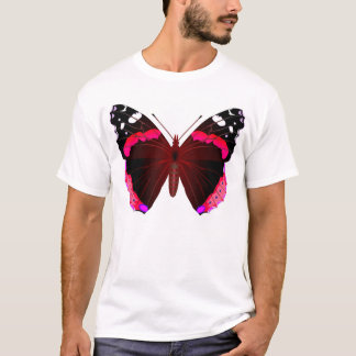 Red admiral T-Shirt