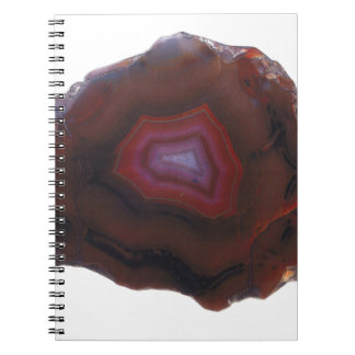 Red Agate Notebooks