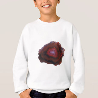 Red Agate Sweatshirt
