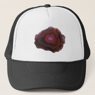 Red Agate Trucker Hat