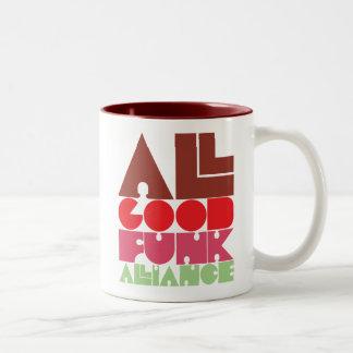 Red AGFA Mug