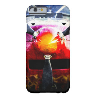 Red Aircraft - Small But Fierce Barely There iPhone 6 Case