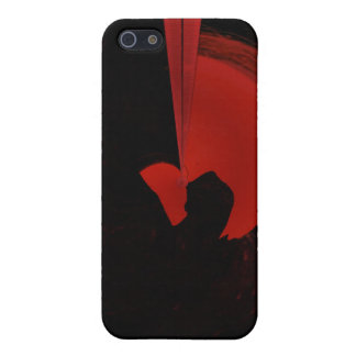 Red Alert Case iPhone 5/5S Covers