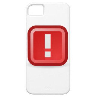 Red Alert iPhone 5 Case