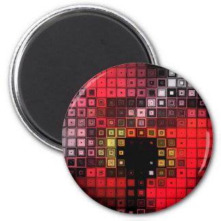 Red Alert Magnet