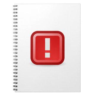 Red Alert Notebooks