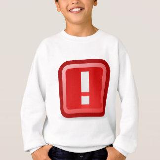 Red Alert Sweatshirt