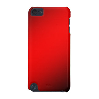 "Red and Black ""Barely There"" Ipod Touch 5 Case"