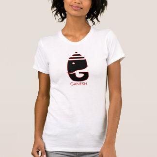 Red and Black Ganesh T-Shirt
