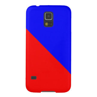 Red and Blue Galaxy S5 Covers