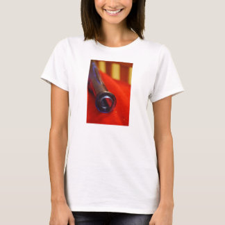 Red and Blue Vase Shirt