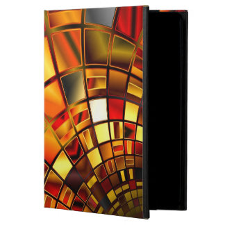 Red and Gold iPad Air Case