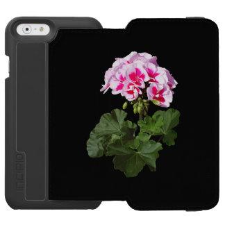 Red And Pink Geranium Incipio Watson™ iPhone 6 Wallet Case