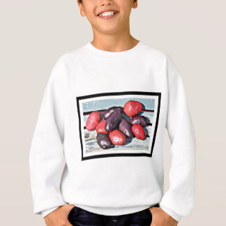 red and purple Potatoes Sweatshirt