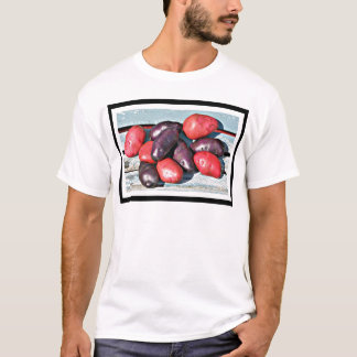 red and purple Potatoes T-Shirt