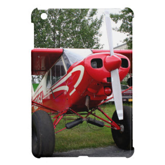 Red and white aircraft, Alaska Case For The iPad Mini