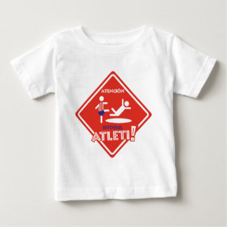RED AND WHITE PASSION BABY T-Shirt