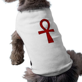 Red Ankh Pet Clothing
