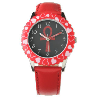 Red Ankh Watches