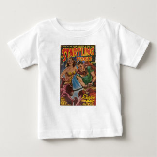 Red Ape Men in Chains Baby T-Shirt
