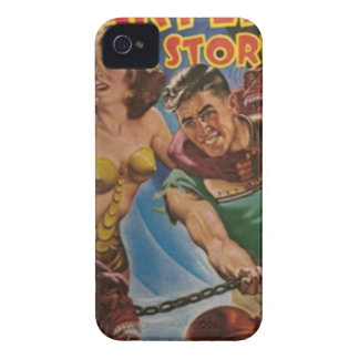 Red Ape Men in Chains iPhone 4 Case
