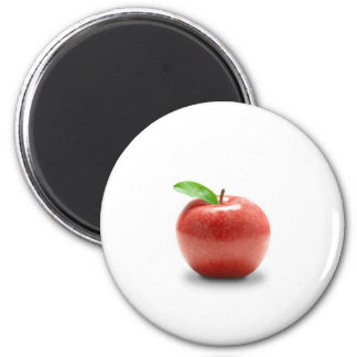 Red Apple Magnet
