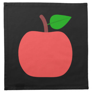 Red Apple Napkin