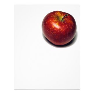 Red Apple Personalized Flyer