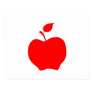Red Apple Postcard