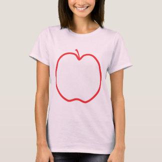 Red Apple. T-Shirt