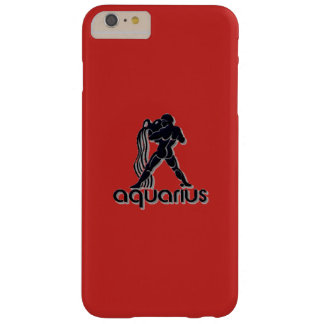 Red Aquarius, iPhone 6/6s Plus, Phone Case