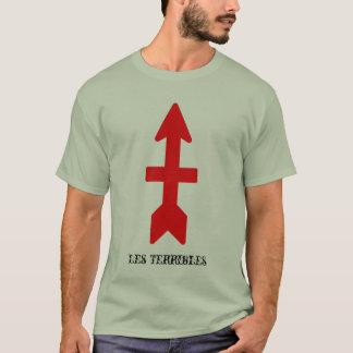 red arrow, Les Terribles T-Shirt